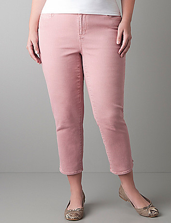 Houston cropped jean by DKNY JEANS