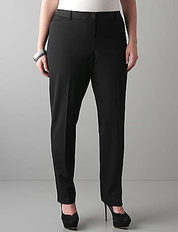 Slim fit ankle pant with Super Stretch Technology