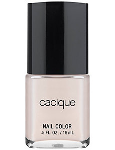 Pearly Beach nail color by Cacique