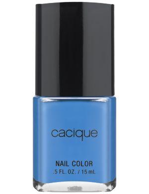 Ocean Blue nail color