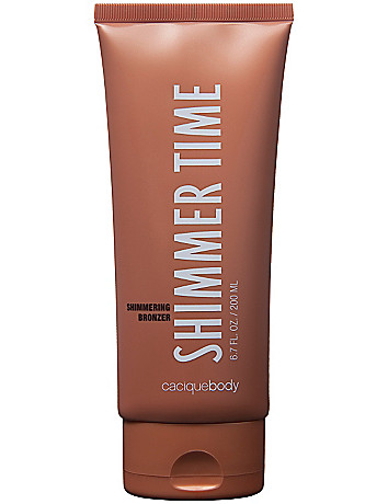 Shimmer Time shimmering bronzer by Cacique