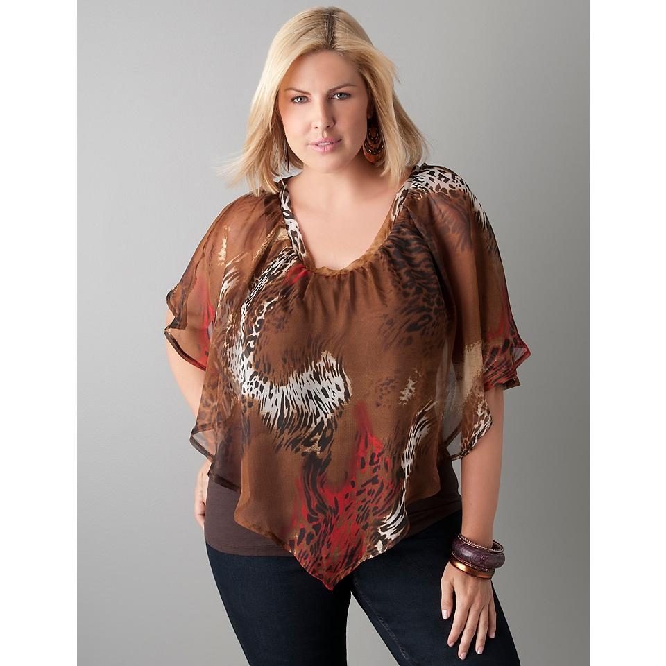 Dressy Plus Size Tops, Blouses, Shirts & Tunics Lane Bryant