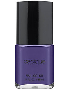 Prism Violet nail color by Cacique