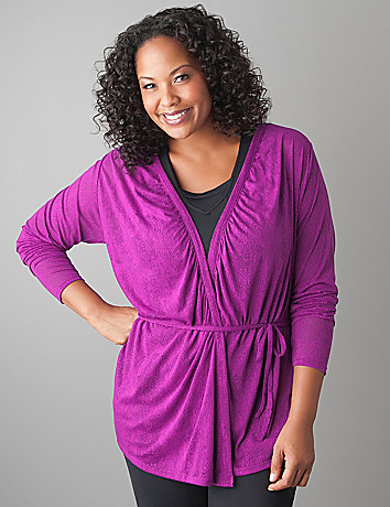 Plus Size Knit Overpiece by Reebok