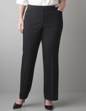 Sexy Stretch tabbed waist trouser