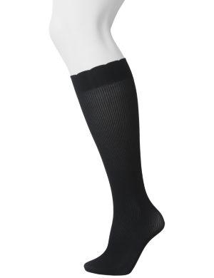 Ribbed trouser sock 2-pair combo