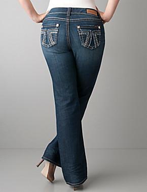 7 Jeans Plus Size - Xtellar Jeans