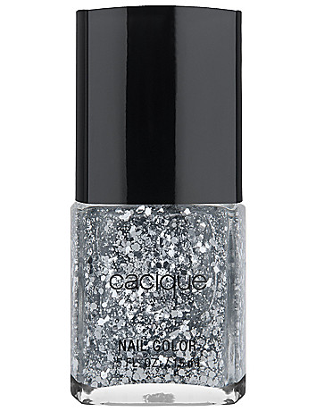 Dazzled glitter nail color by Cacique