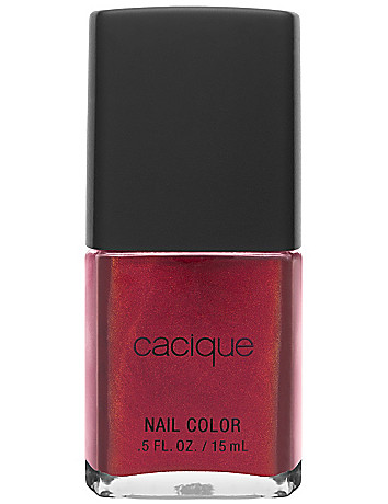 Ruby Glow Nail Polish by Cacique