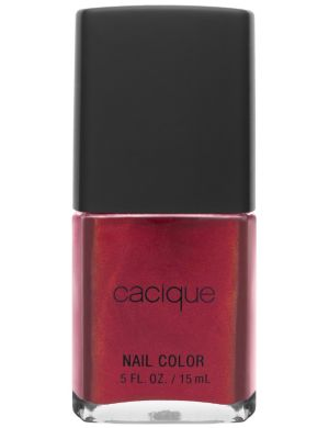 Ruby Glow nail color