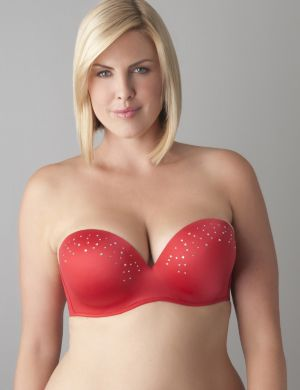Runway Glam multi-way strapless bra