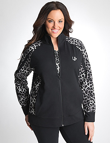 Icon active jacket by Lane Bryant