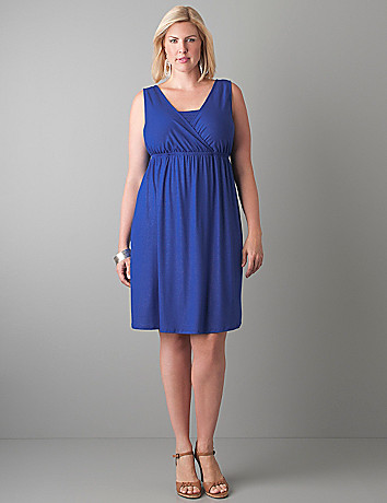 Plus Size A Line Dress by Lane Bryant