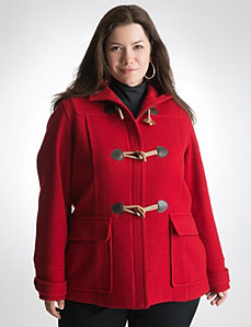 Shop for Plus-Size Outerwear, coats, jackets and parkas.