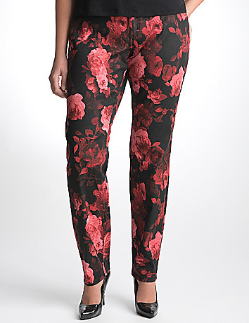 Plus Size Rose Skinny Jean by Lane Bryant