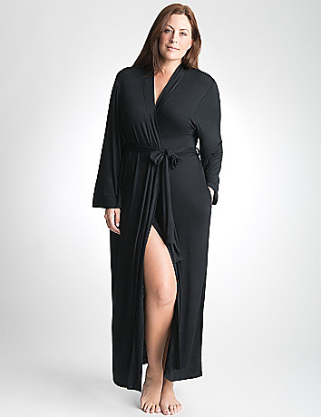 Plus Size Tru To You Robe by Cacique