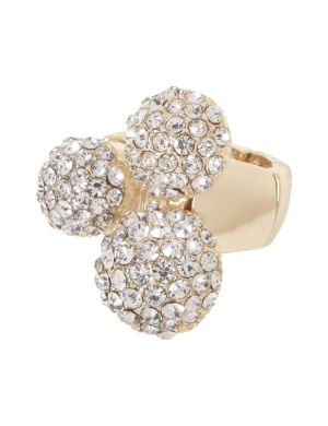 Fireball cluster ring by Lane Bryant