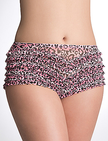 Plus Size Rhumba Panty by Cacique