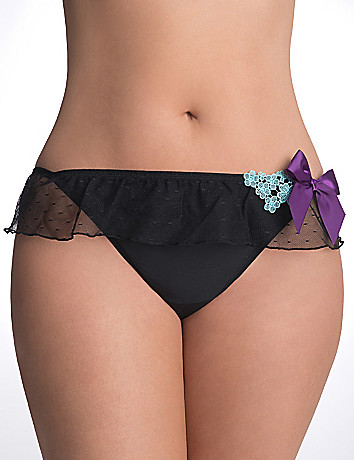 Plus Size Thong Skirt by Cacique