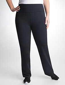 Tummy control active pant by Marika Miracles by Lane Bryant
