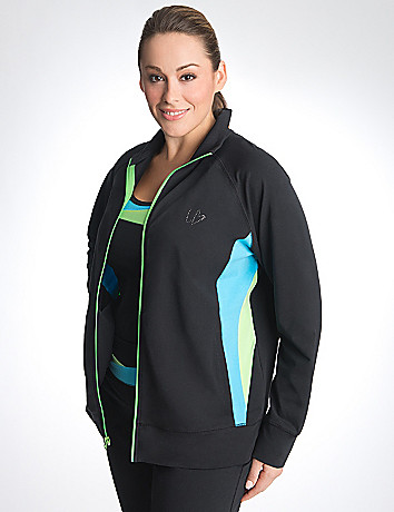 Full Figure Active Jacket by Lane Bryant