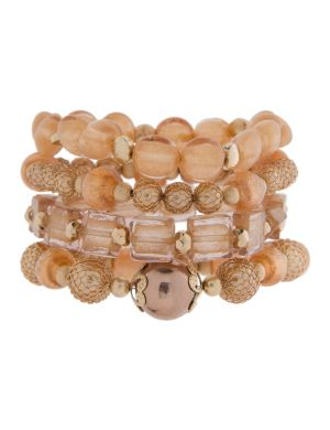 Lane Collection rose bracelet