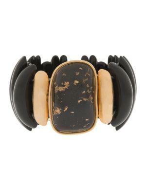 Lane Collection golden inkwell bracelet