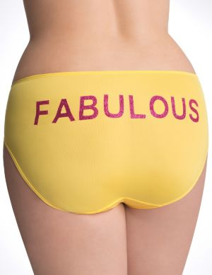Fabulous hipster panty