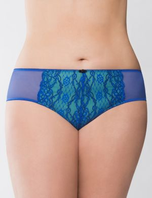 Passion lace cheeky panty