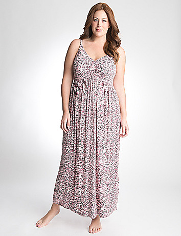 Plus Size Sleep Maxi by Cacique
