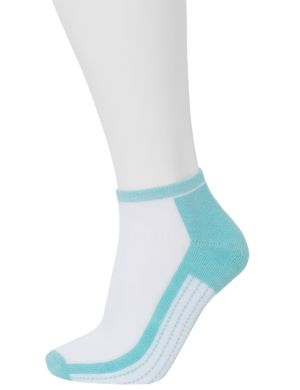Cushioned sport sock 3-pack combo