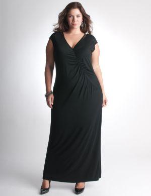 Lace back maxi dress by DKNY JEANS