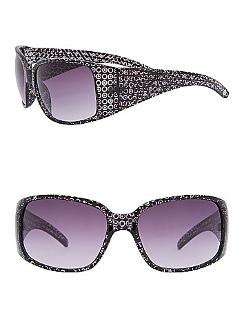 Geo Dot Sunglasses by Lane Bryant