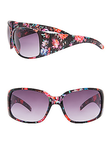 Floral Sunglasses by Lane Bryant