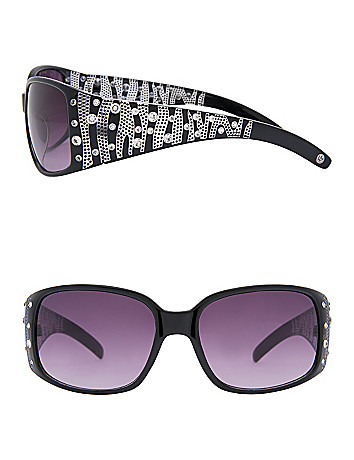 Zebra Sunglasses by Lane Bryant