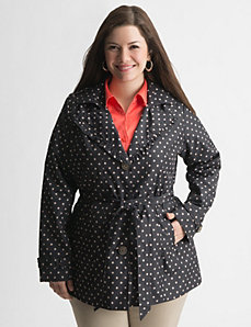 Plus-Size Coat