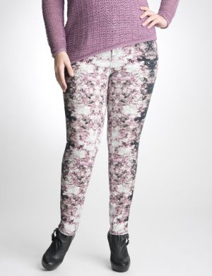 Crystal jegging by DKNY JEANS