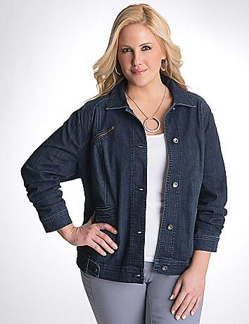 Denim jacket by DKNY JEANS