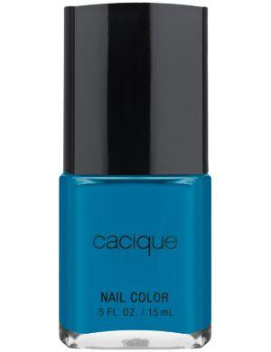 Teal-Tastic nail color