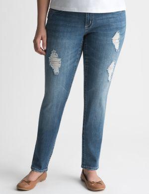 Pearl pocket skinny jean by Seven7