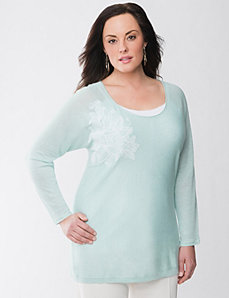 Lane Collection Plus Size Tunic by Lane Bryant