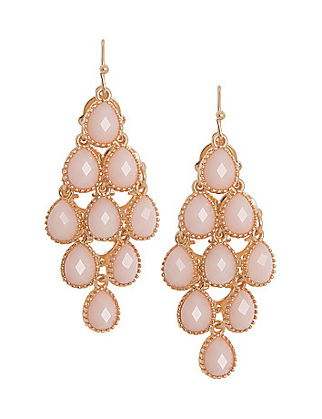 Mini Waterfall Earrings by Lane Bryant