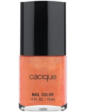 Sunburst nail color