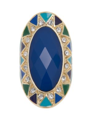 Aztec ring by Lane Bryant