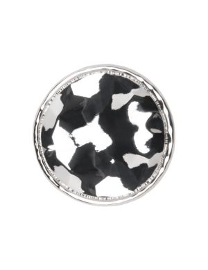 Hammered disc ring by Lane Bryant
