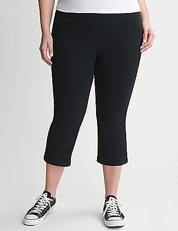 Full figure active capri by Lane Bryant