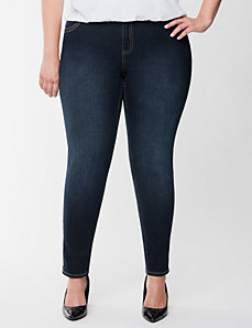 Genius Fit™ ankle jean by Lane Bryant
