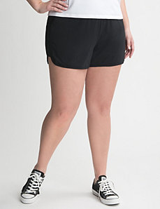 Plus size active short by Lane Bryant