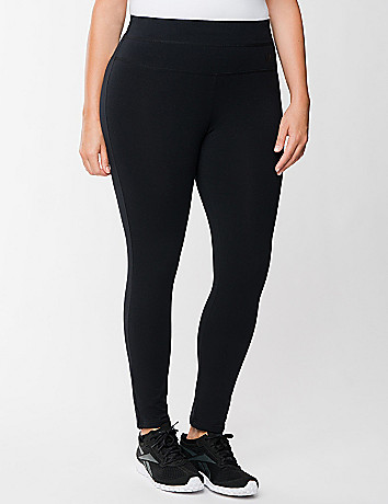 Legging with Tighter Tummy Technology