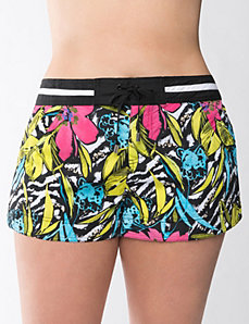 Floral Swim Short by Cacique